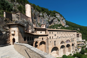Subiaco-Monastero-di-San-Benedetto