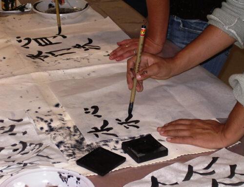 Laboratorio di calligrafia