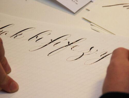Corsi di calligrafia corsiva inglese