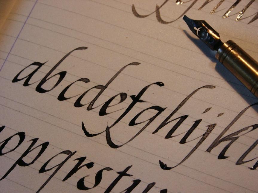 Corsi di calligrafia cancelleresca